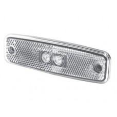 Rubbolite LED Marker Light with Reflex Reflector