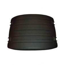 Scania 4 Series P & R Cab Rear Wheels Wing Top - Curved Version