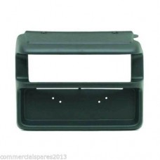 Scania 4 Series P & R Cab Rear Wing Lamp & Number Plate Holder N/S